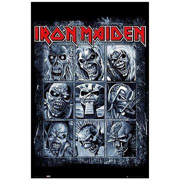 Iron Maiden - Eddie - plakát 65 x 91,5 cm - Plakát