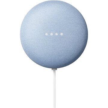 Google Nest Mini 2. generace Sky - Hlasový asistent
