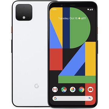 Google Pixel 4 XL 64GB bílá - Mobilní telefon