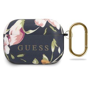 Guess Silikonové Pouzdro pro Apple Airpods Pro Floral N.3  - Pouzdro na sluchátka