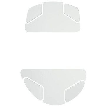 Glorious Model D G-Skates - 1 set, white - Náhradní klouzače