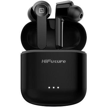 HiFuture FlyBuds Black - Bezdrátová sluchátka