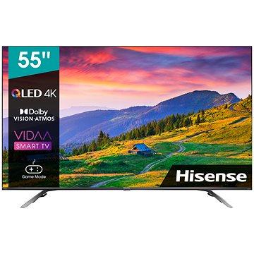 "55"" Hisense 55E76GQ - Televize"