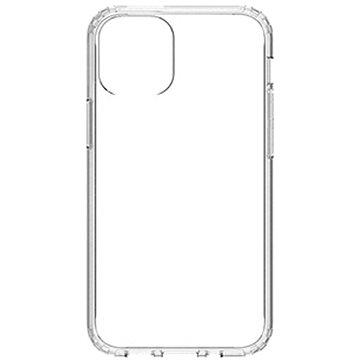 Hishell TPU Shockproof pro Apple iPhone 12 / 12 Pro čirý - Kryt na mobil