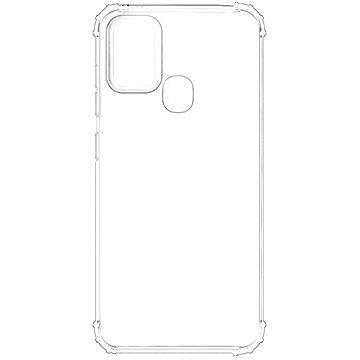 Hishell TPU Shockproof pro Samsung Galaxy A21s čirý - Kryt na mobil