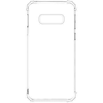Hishell TPU Shockproof pro Samsung Galaxy S10e čirý - Kryt na mobil