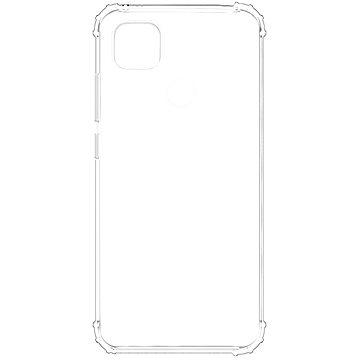 Hishell TPU Shockproof pro Xiaomi Redmi 9C čirý - Kryt na mobil