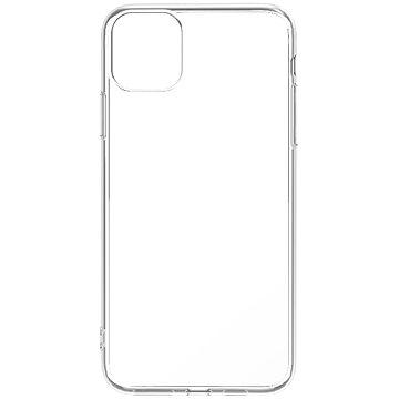 Hishell TPU pro Apple iPhone 12 / 12 Pro čirý - Kryt na mobil