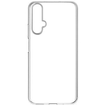 Hishell TPU pro Honor 20 / Huawei Nova 5T čirý - Kryt na mobil