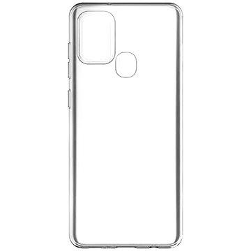 Hishell TPU pro Samsung Galaxy A21s čirý - Kryt na mobil