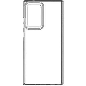 Hishell TPU pro Samsung Galaxy Note 20 čirý - Kryt na mobil