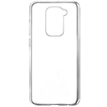 Hishell TPU pro Xiaomi Redmi Note 9 čirý - Kryt na mobil