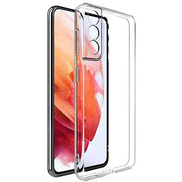 Hishell TPU pro Samsung Galaxy S21+ čirý - Kryt na mobil
