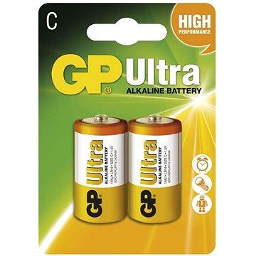 GP Ultra Alkaline LR14 (C) 2ks v blistru - Jednorázová baterie