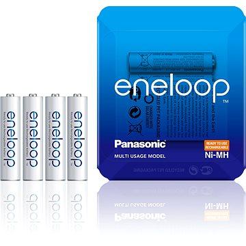 Panasonic eneloop HR03 AAA 4MCCE/4LE Sliding Pack - Nabíjecí baterie