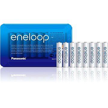 Panasonic eneloop HR03 AAA 4MCCE/8L Sliding Pack - Nabíjecí baterie