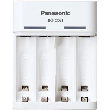 Panasonic eneloop nabíjení článků přes USB - Nabíječka baterií