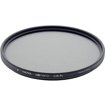 HOYA 55 mm HD NANO  - Polarizační filtr