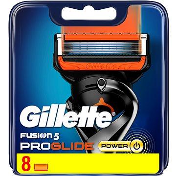 GILLETTE Fusion ProGlide Power 8 ks - Pánské náhradní hlavice