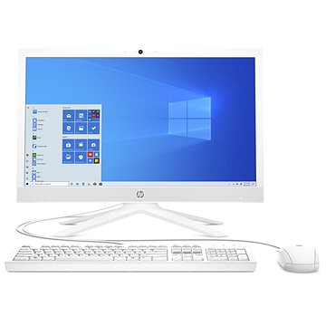 HP 21-b0000nc White - All In One PC