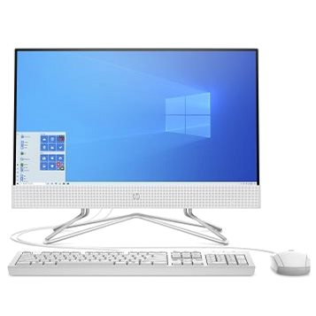 HP 22-df0003nc White - All In One PC