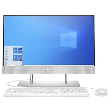 HP 24-dp0005nc Silver - All In One PC