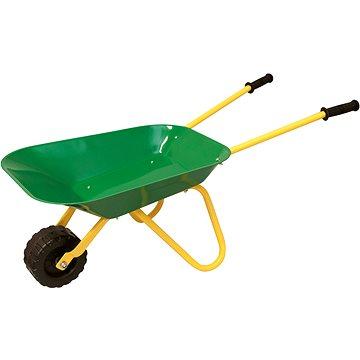 Woody zahradní kolečko zelené - Dětské zahradní kolečko