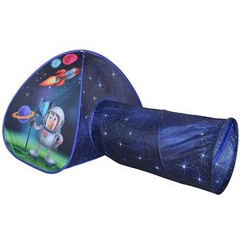 Bino Stan s tunelem, kosmonaut - Dětský stan