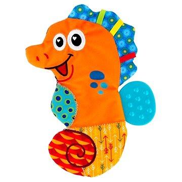 Lamaze Šustící mořský koník Seymour - Hračka pro nejmenší