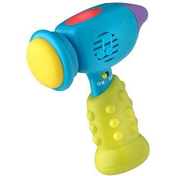 Playgro – Veselé kladivo se zvuky - Interaktivní hračka