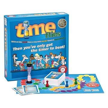 Piatnik Time Flies (ENGLISH) - Párty hra