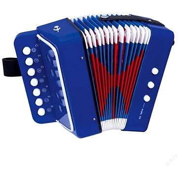Bino Tahací harmonika - Hudební hračka