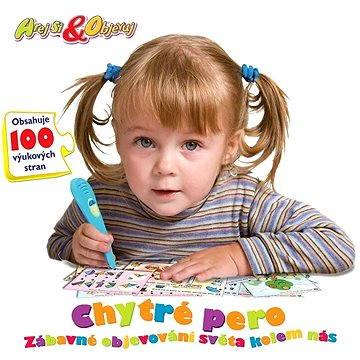 Chytré pero  - Didaktická hračka