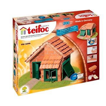 Teifoc - Domek Albert - Stavebnice
