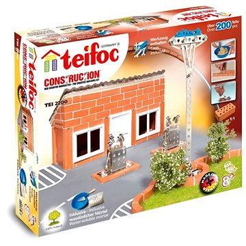 Teifoc - Benzínka - Stavebnice