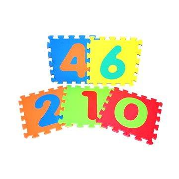 Pěnové puzzle - Číslice  - Pěnové puzzle