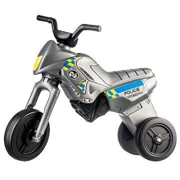 Motorka Enduro Yupee Policie velké - Odrážedlo