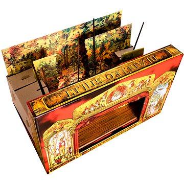 Papírové divadlo Stilet - Tematická sada hraček