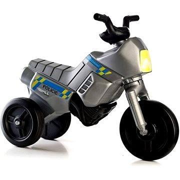 Motorka Enduro Yupee Policie malé - Odrážedlo