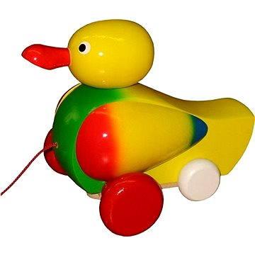 Tahací kačer - Tahací hračka