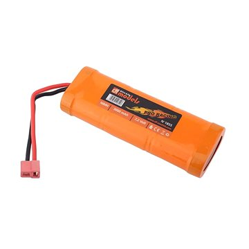 DF Models NiMH Aku 7,2V/3000mAh Pro Racing T-Plug - Náhradní akumulátor