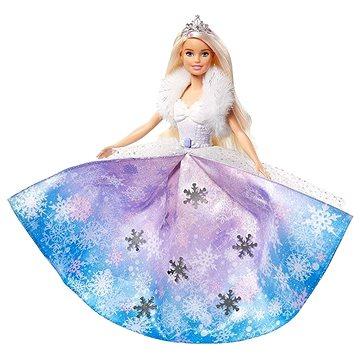 Barbie Sněhová princezna - Panenka