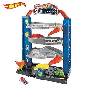 Hot Wheels City Mega garáž - Garáž