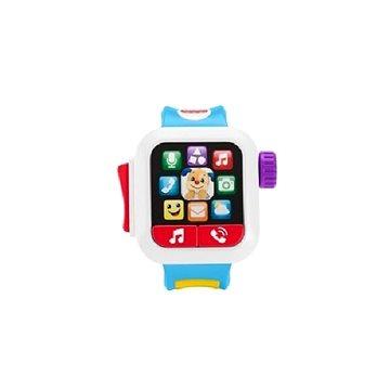 Fisher-Price Chytré hodinky CZ - Hračka pro nejmenší