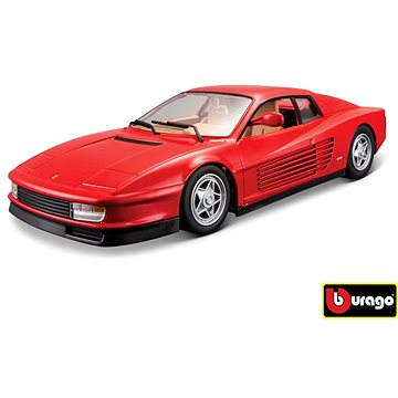 Bburago Ferrari Testarossa Red - Model auta
