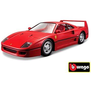 Bburago Ferrari F40 Red - Model auta