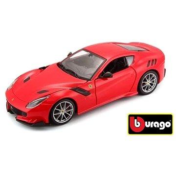Bburago Ferrari F12TDF Red - Model auta