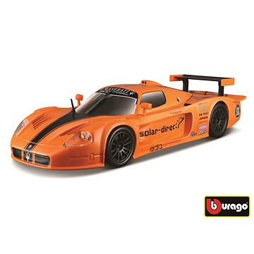 Bburago Maserati MC12 Orange - Model auta