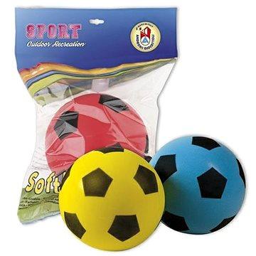 Androni Soft míč - průměr 20 cm, žlutý - Míč pro děti