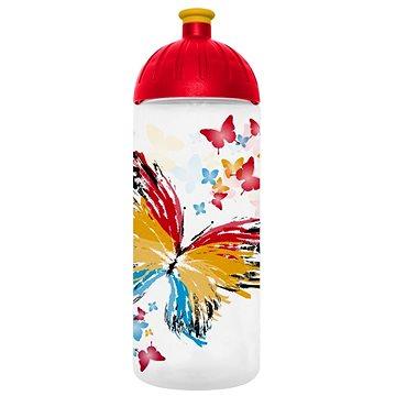FreeWater láhev 0,7l Motýl - Láhev na pití